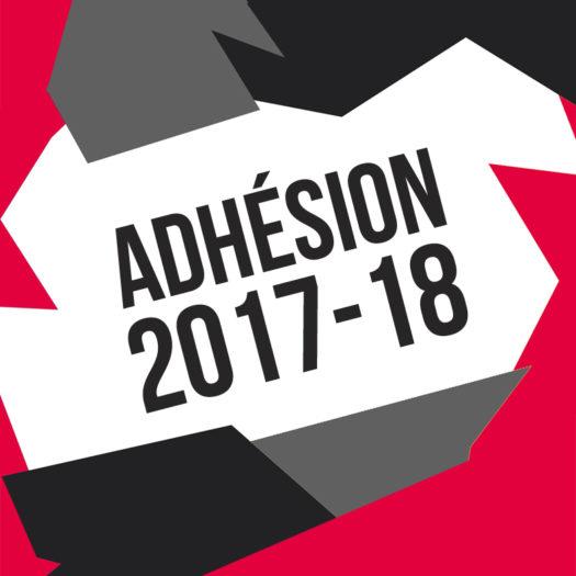 adhésion saison 2017 2018 association la chaperie guécélard 72 - 10€